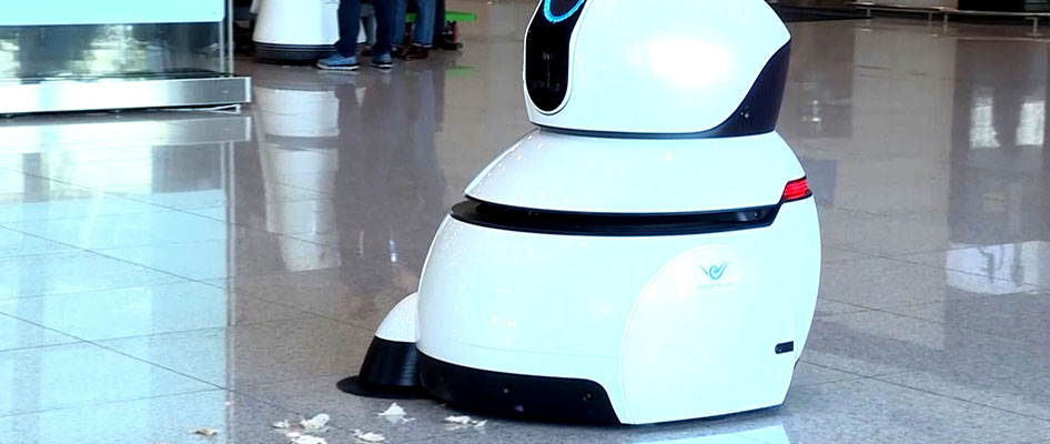 Rise of the Robots in the Cleaning Industry | Birkin Group